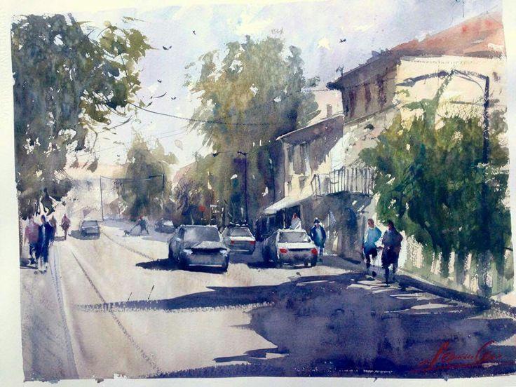 Marconi Street,  pizzihettone