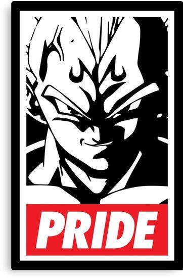 DBZ - Pride