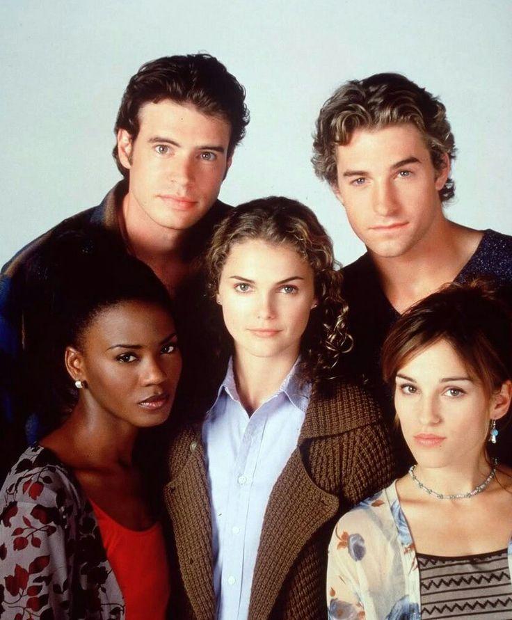 Keri Russel & the gang