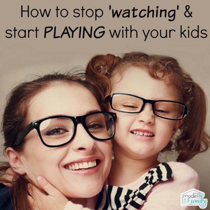 """""""the average parent spends less than 20 minutes a day playing with their child"""". Lets change things! yourmodernfamily.com"""