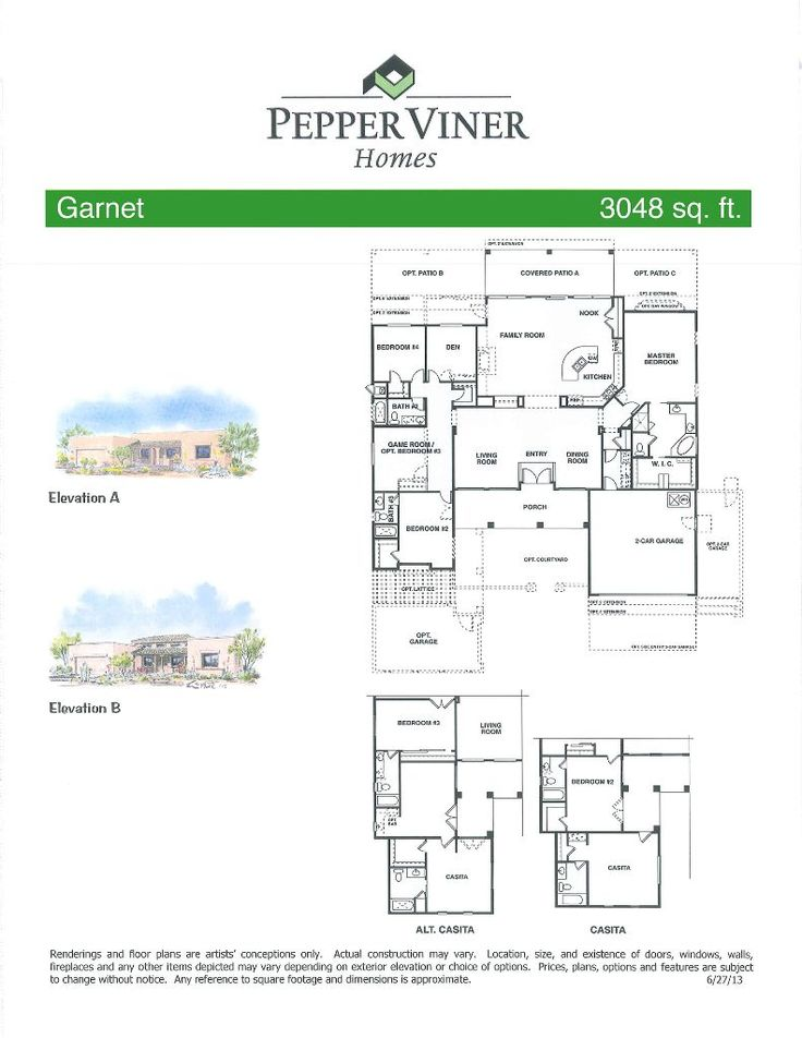 American Home Furniture Gilbert Az Minimalist Plans 16 Best 5 Bedroom Floor Plans Images On Pinterest  Architecture .