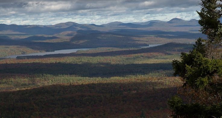 This is the country Neil MacGregor traveled. Looking down from Mount Marcy | 22 Overwhelmingly Beautiful Photos Of The Adirondacks