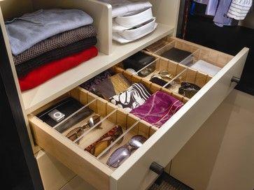 drawers n shelves