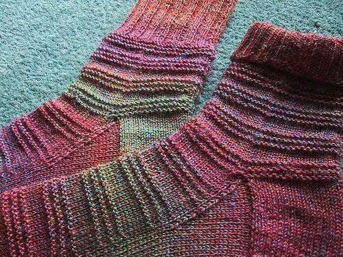 Tres Trax Socks by Kay Redding