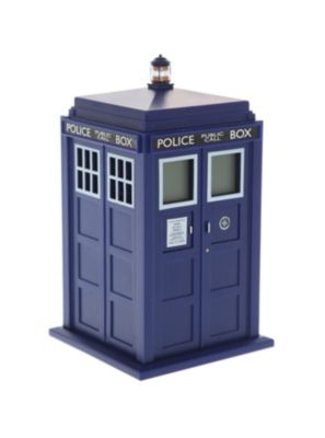17 best images about doctor who for the home on pinterest dr who travel mugs and doctors - Tardis alarm clock ...