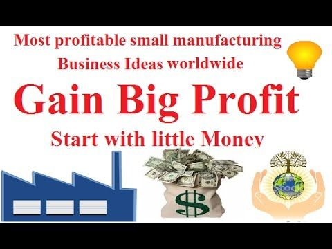 Top small manufacturing business ideas in world to start ! small profitable manufacturing business - http://insidewisconsintoday.com/top-small-manufacturing-business-ideas-in-world-to-start-small-profitable-manufacturing-business/