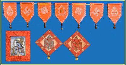 Diwali Door Hanging, Deepavali Door Hanging, Diwali Gift Hampers ...
