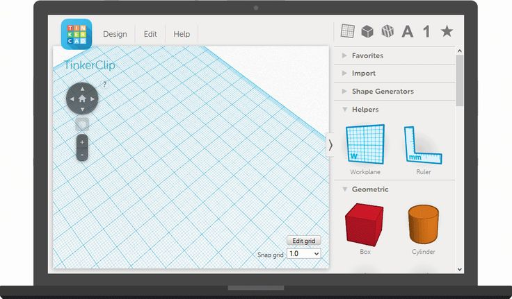 56 best tinkercad images on pinterest maker space for 3d blueprint maker