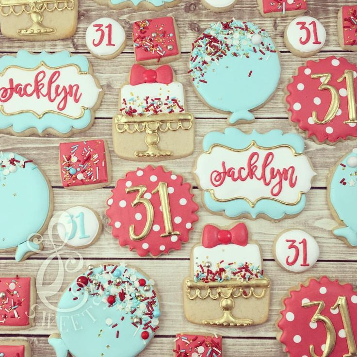 17 Best Images About Decorated Cookies