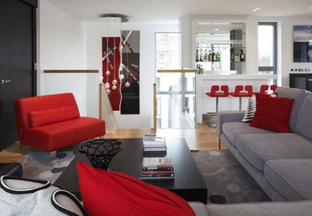 Chic Apartment Decor Modern Urban Chic Penthouse Apartment