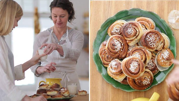 homegrownswedes.com. Produced by professional Swedish food stylist and recipe developer Sanna Fyring Liedgren, this one-of-a-kind blog features immaculately produced short films.