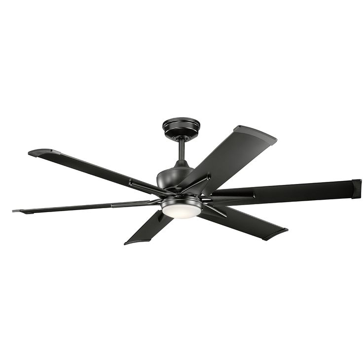 60``Ceiling Fan 60 Inch Szeplo Ii Led Fan In Sbk,In.Inspired By Industrial Machinery, This 60 Inch Szeplo Ceiling Fan In Satin Black Lets You Be The Designer. Select The Fan Body And Then Choose Blades - Including Weather-Resistant Models - For A Look That Matches Your Personal Taste.