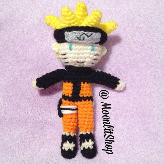 Amigurumi Naruto Pattern : 1000+ ideas about Amigurumi Doll Pattern on Pinterest ...