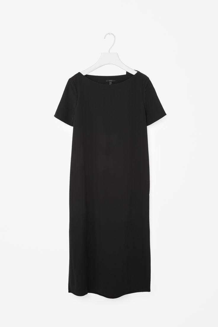 COS   Straight dress with back detail