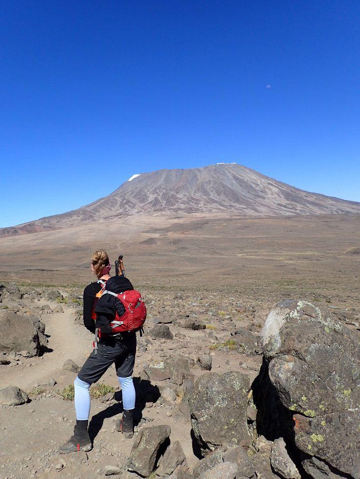 Lana Looks Back – Kilimanjaro, Rongai Route, Days 3-4 | runningforthegate