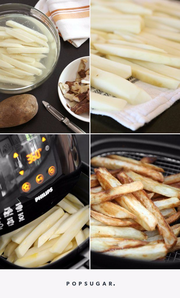 How to Air-Fry French Fries | POPSUGAR Food