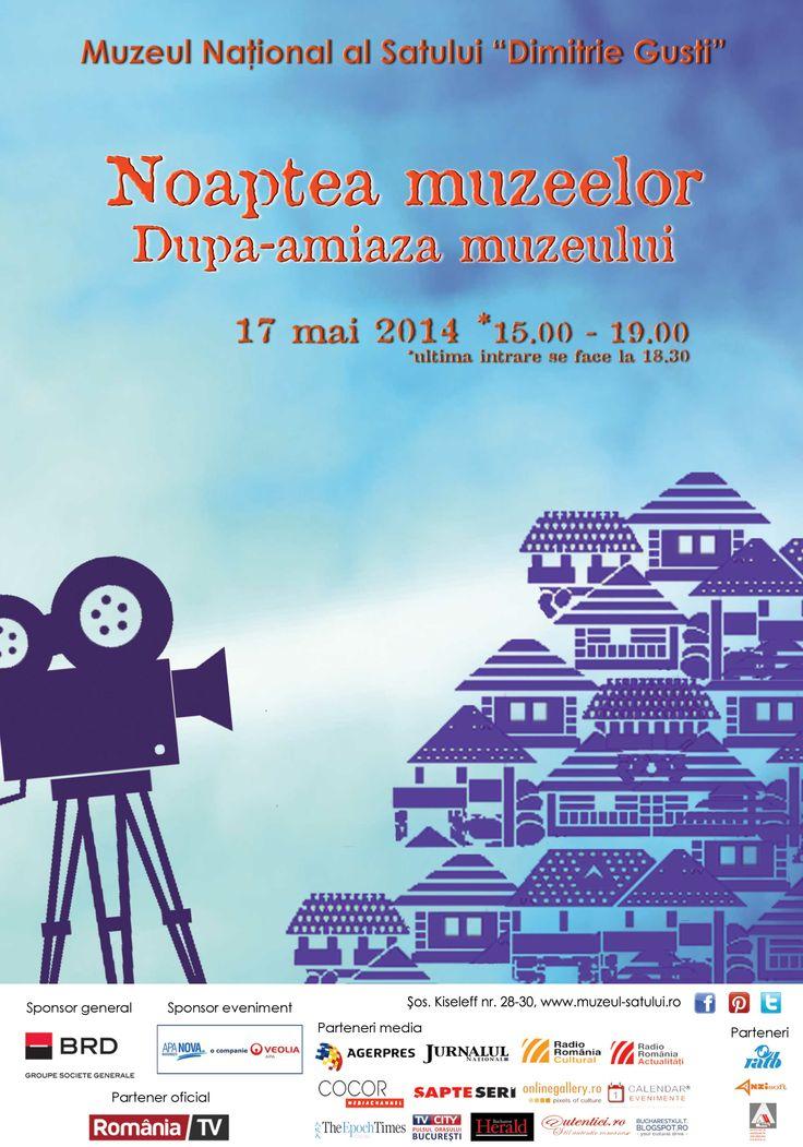 Noaptea muzeelor- 17 mai, intrarea gratuita intre 15.00 -19.00