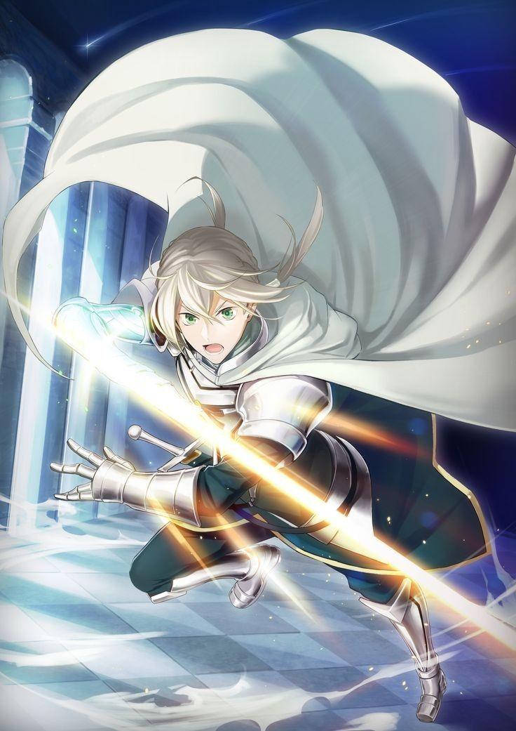 Bedivere (Saber Class) FGO Fate anime series, Fate rpg