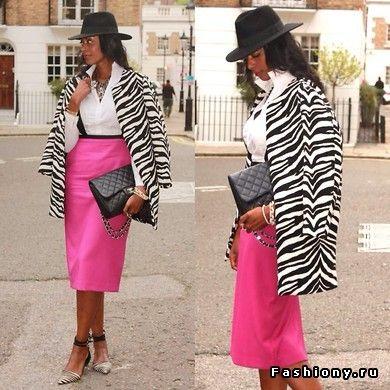 Marsha Campbell - блоггер из Соединённого королевства