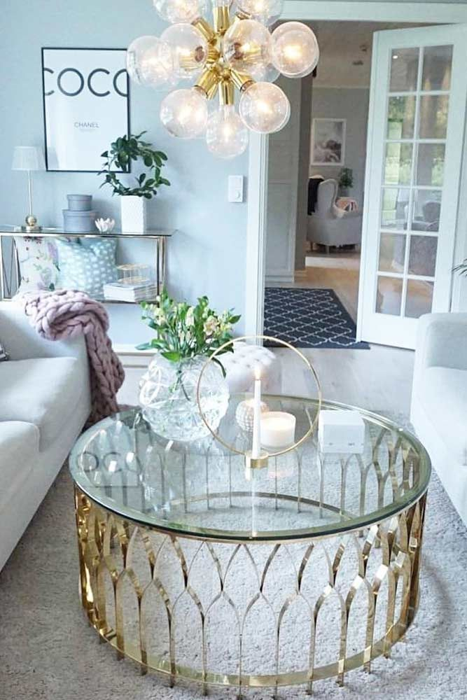 24 Trendy Ways To Arrange Coffee Table Decor With Images Round
