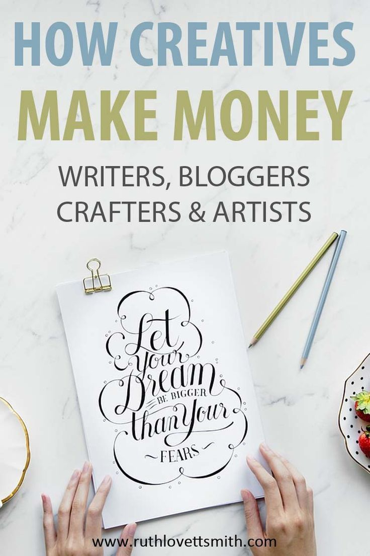Creative & Craft Businesses that Make Money – Ruth | Make Money from Home
