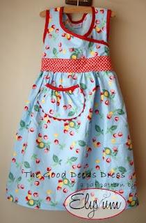 The Good Deeds Dress Pattern