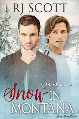 Snow in Montana (Montana #4) by R.J. Scott - @RJScott_Author, @SignalBoostPR, #M_M, #Romance, 5 out of 5 (exceptional) - December
