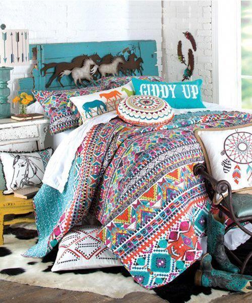 bedding sets stripes teen cowgirl bedding western bedding for rh pinterest com