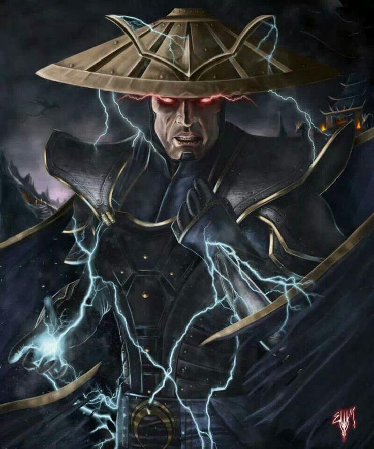 Raiden from Mortal Combat