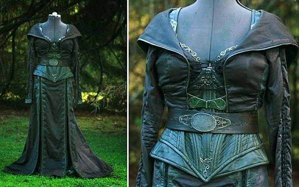 Legend of the Seeker Kahlan's Season 2 costume