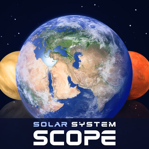 Online 3D simulation of the Solar System and night sky in real time - the Sun, planets, dwarf planets, comets, stars and constellations