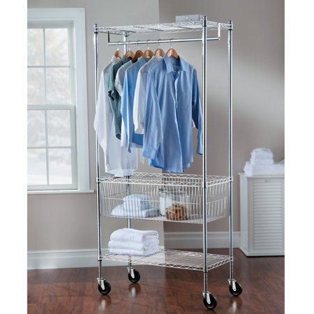 Grey Modern Mobile Steel Laundry Station | Contemporary S... https://www.amazon.co.uk/dp/B010U1FRYW/ref=cm_sw_r_pi_dp_x_sh6UxbKAPGJ8V