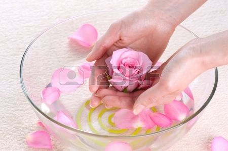 Hands Spa  Manicure
