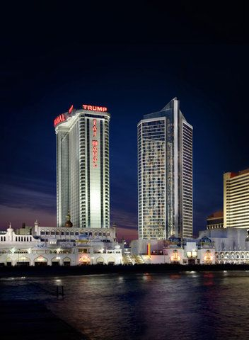 Trump Taj Mahal Hotel in Atlantic City, New Jersey - Reviews & Hotel Deals