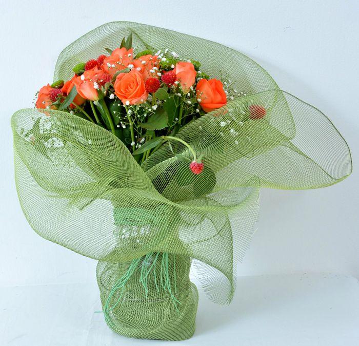 #FreshFlowers #HandBouquet #NotJustFlowers #Roses  #SameDayDelivery