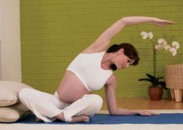 melhores exercícios na gravidez