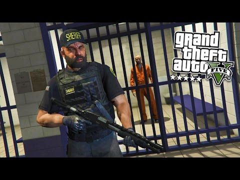 GTA 5 PC Mods - PRISON MOD #2! GTA 5 Prison Break & Prison Riots Mod Gameplay! (GTA 5 Mods Gameplay) - YouTube