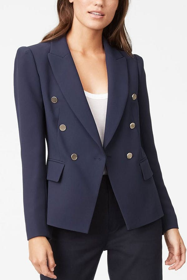 1c38a22752 The Most Flattering Blazer for Every Body Type #purewow #fashion #shopping  #outfit ideas