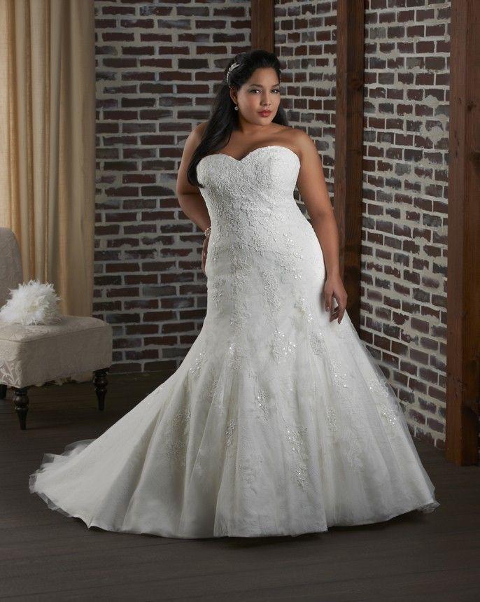 Fat Girl Wedding Dresses Fashion Dresses
