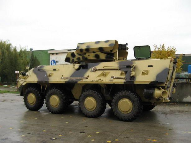 8x8 SAUR 1 Armoured Personnel Carrier | Romarm. este 8x8 rumano lo estamos colocando de contrabando