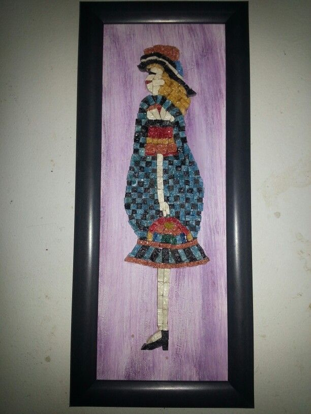 Mosaic 45$