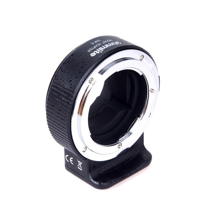 [Pre-Order] Commlite CM-ENF-E1 Lens Mount Adapter for Nikon F Lens for Sony E-Mount Camera for SONY A7 II A7R II