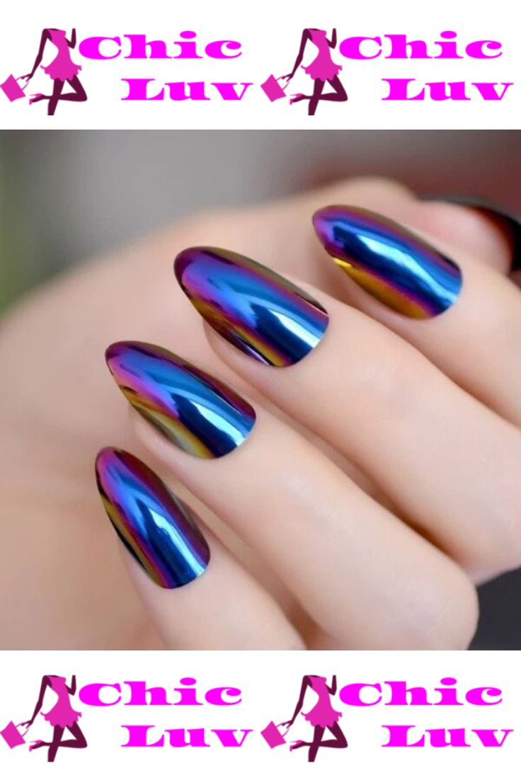 POINTED BLING PRESS ON NAILS Regular price $9.98 USD Chicluv | Online Store Your one stop shop💃 for everything chic!✨💅 ▪️Get 25% OFF | Use code CHICLUVYOU ▪️FREE shipping WORLDWIDE <a href=