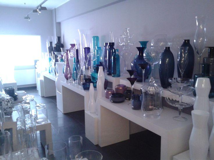 Szkło produkowane ręcznie - handmade
