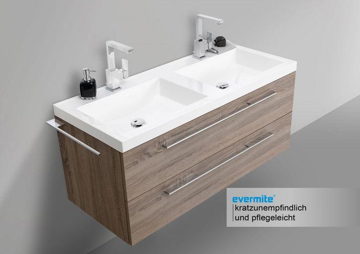 die besten 25 waschbecken mit unterschrank ideen auf. Black Bedroom Furniture Sets. Home Design Ideas