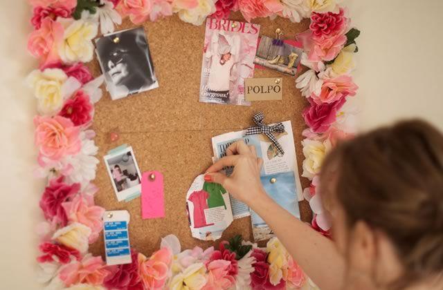 Le printemps, saison des fleurs par excellence ! Voici comment créer un panneau fleuri en liège prêt à afficher toutes vos idées et to do lists. Tuto par Aimee du chouette blog ClonesNClowns! C'est la saison des fleuuuuuuuuuurs ! Les fleurs en tissu, un accessoire préféré des DIYeuses… Mais aujourd'hui on ne va pas refaire [...]