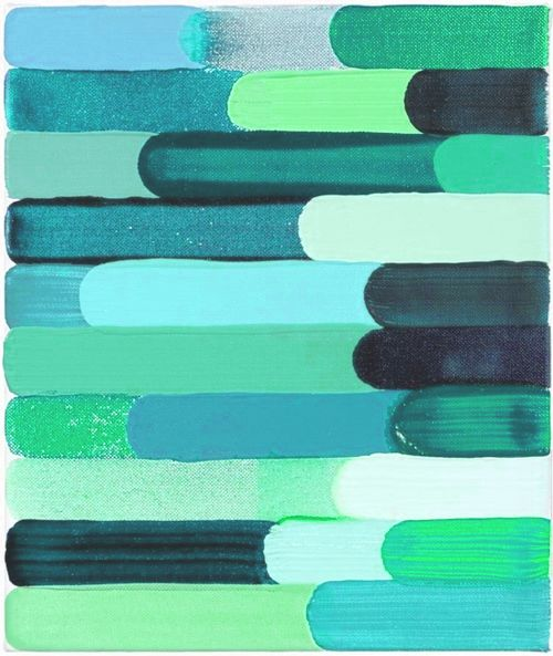 blue/green palette