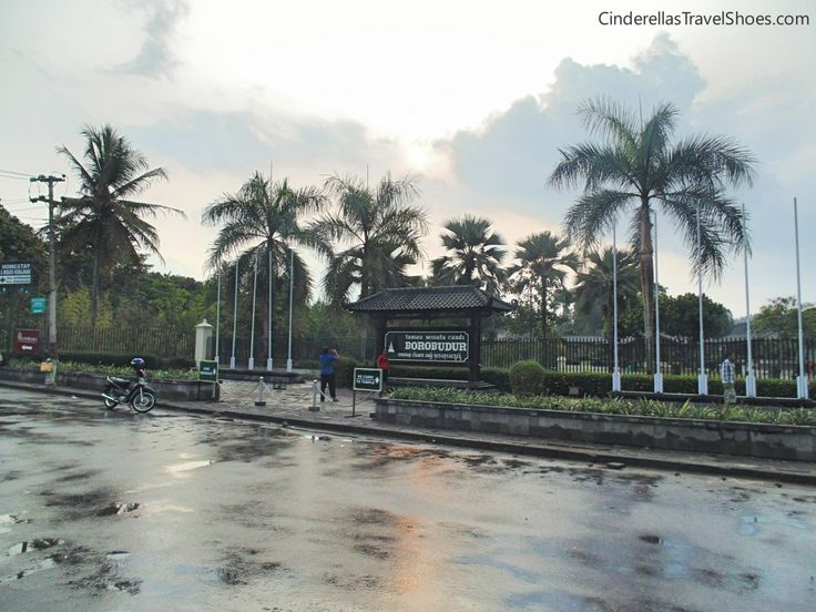 Rain in the afternoon in Java