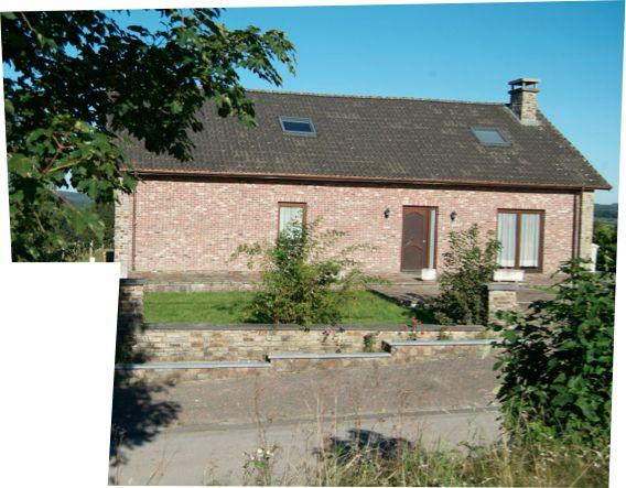 "Cottage ""La Bergerie"" in Porcheresse (Daverdisse) - Land of Bouillon in the Ardennes, South Belgium"