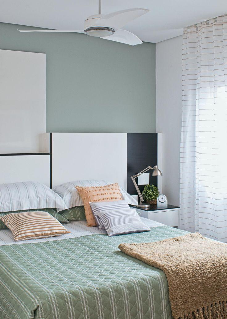 Cabeceiras de MDF: Mesas Lateral, Quartos Simples Quartos, Cabeceira De, Quartos Simplesmente Quartos, Double Bedrooms, Cabeceiras De